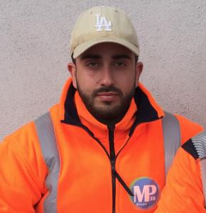 Julien Jeremy employé MP3D