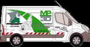Sprinter mp3D